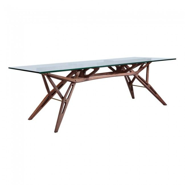 Amsterdam Dining Table by Organic Modernism | Clickon Furniture