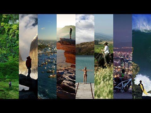 Regiones de Chile en 2 minutos - YouTube
