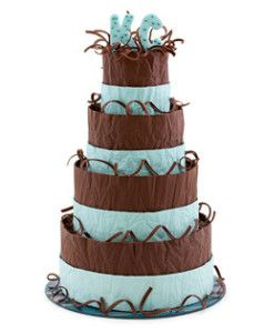 Creative Company | Katrien's Cakes: Wrinkled layered collar