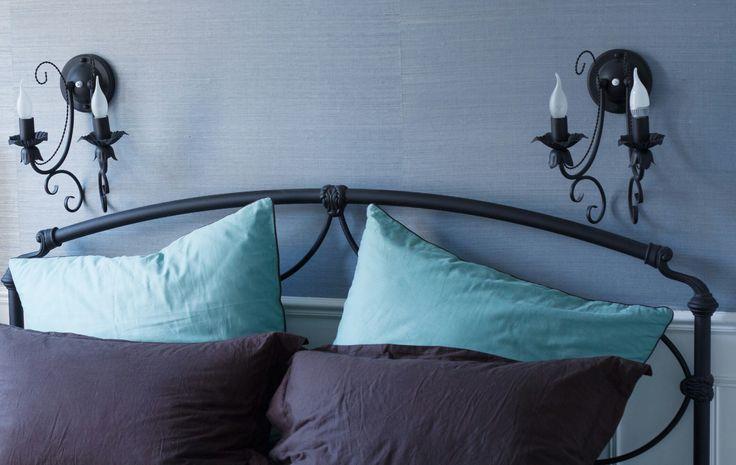 Дизайн интерьера. Прованс. Ковка. Кованая мебель. Спальня. Kruppinteriors www.kruppinteriors.com