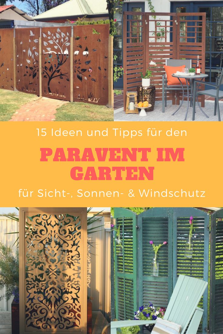 die besten 25+ outdoor privatsphäre ideen auf pinterest, Gartengerate ideen
