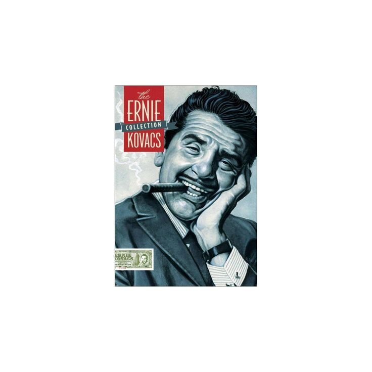 Ernie kovacs collection (Dvd)