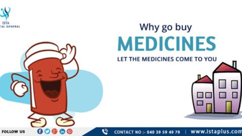 #Why #go #buy #Medicines #Let the #Medicines #come to #you  #Get upto #20% #Discount #Free #Home #Delivery #ISTA #MEDICAL #GENERAL #ISTAPLUS http://www.istaplus.com