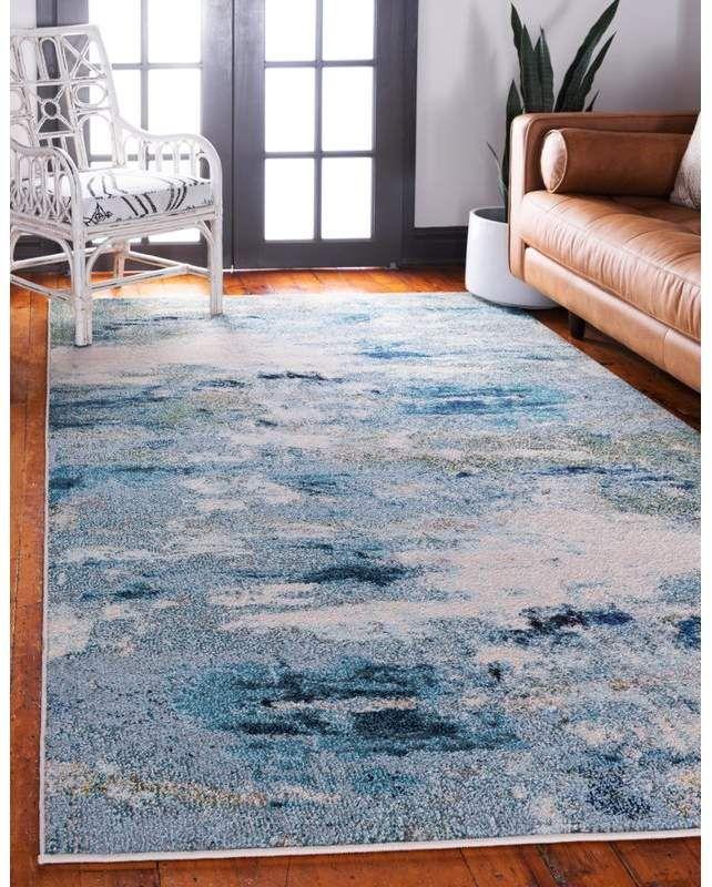 Blue Area Zipcode Design Chenango Rug Rugs On Carpet Light Blue