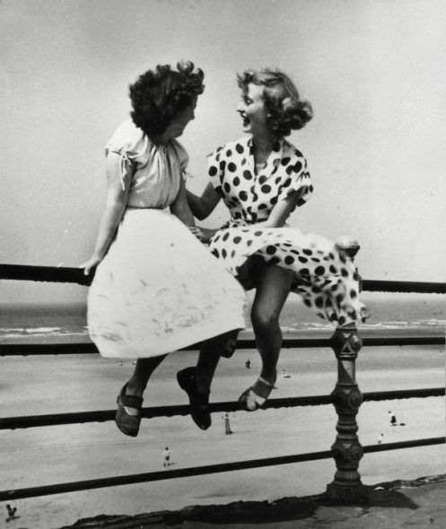 Maidens in Waiting, Blackpool, 1951