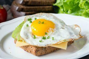 Como fritar ovo com água: confira