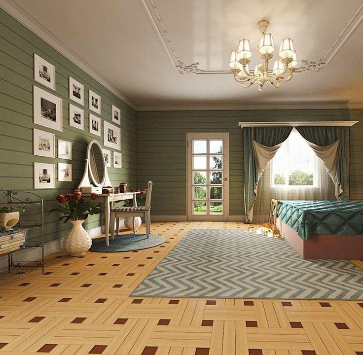 Спальня хозяев. Уютный домик для небольшой семьи. Кемерово Лесная поляна. #леснаяполяна #кемерово #incdesign #bedroom #kemerovo #interior #interiordesign