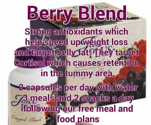 Juice Plus - THE BERRY BLEND It takes weeks to see results of your body! So why not give Juice Plus+ a try for 4 months to see a Healthier You!!! But for the rest of you life!!??