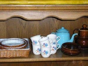 Echte materialen in de huishoek, foto van Marjo. Klik voor meer inspiratie!