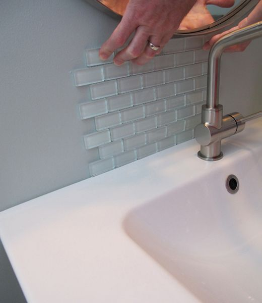 Best 25 Glass tile bathroom ideas on Pinterest Subway tile