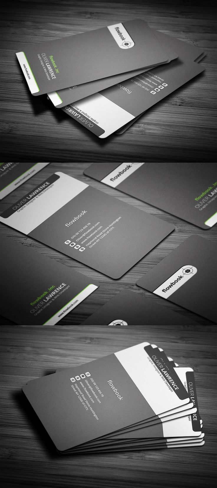Modern, classy, techy, clean, and the design probably wouldn't go out of style too quickly --- business cards premium - http://www.bce-online.com/en/