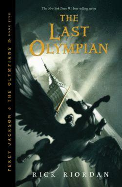 Percy Jackson & the Olympians, Book Five: The Last Olympian