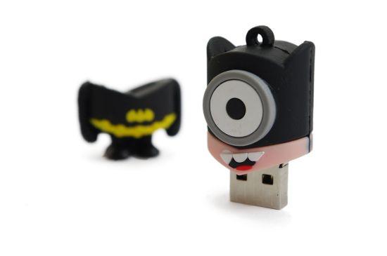 Minyon Pendrive (Batman) - CsakKütyük Webáruház