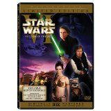 Star Wars: Episode VI - Return of the Jedi (1983 & 2004 Versions, Two-Disc Widescreen Edition) (DVD)By Mark Hamill