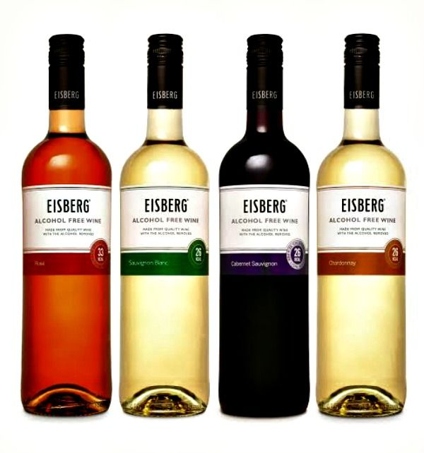 Giveaway: Eisberg Alcohol Free Wine