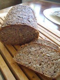 Bröd att baka: Danskt rågbröd med solros och linfrön