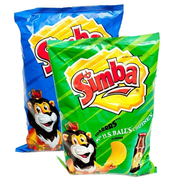 OK Grocer Danabaai: Assorted Simba Chips 125g - R7.99 each (while stocks last)