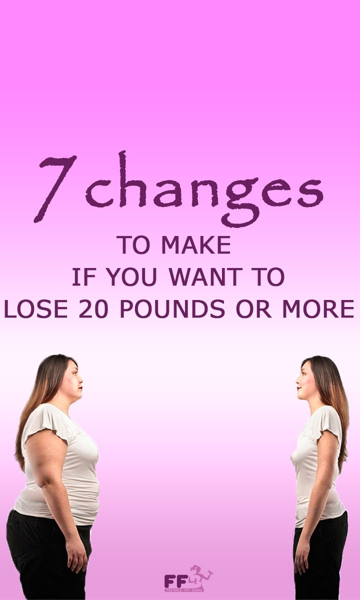Everyone should do #7, whether you're trying to lose weight or not!