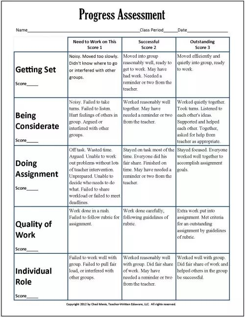 32 best Assessment ideas images on Pinterest School, English - sample instructor evaluation form