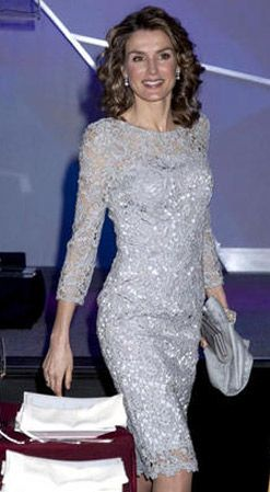[​IMG] Queen Letizia of Spain