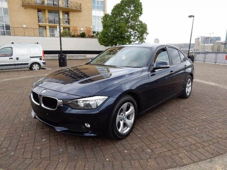 BMW 3 Series 320d 2.0l Efficient Dynamics