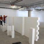 Modular Walls & Room Dividers - Everblock Modular Building Blocks UK