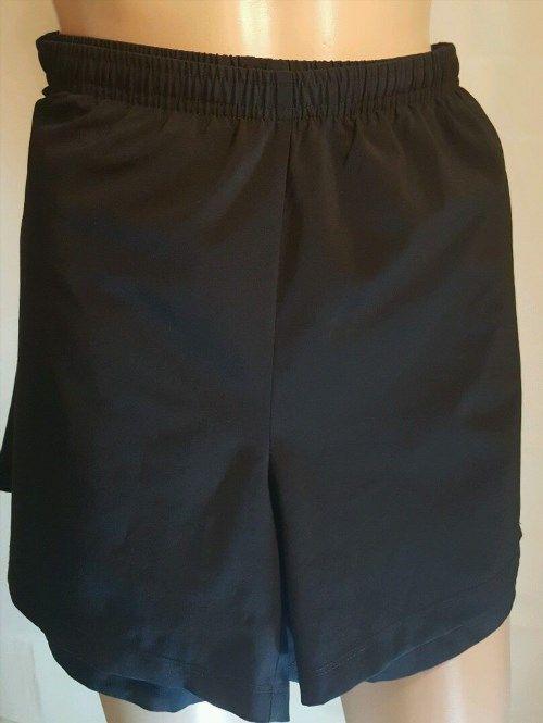 7.60$  Watch now - http://vivms.justgood.pw/vig/item.php?t=1snmla36326 - Tek Gear Women's Junior's Workout Shorts Black Size Large Crossfit Running Yoga 7.60$