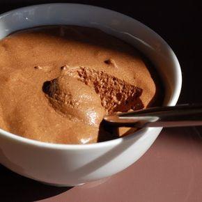 Čokoládová pěna