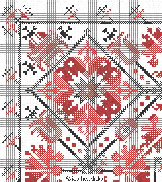 traditional Hungarian motifs OMG HAVE TO TRY TO MAKE THIS!!!  THANK YOU SO MUCH FOR DORA PINNING THIS!!!!