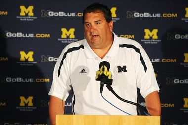 Live updates from Michigan football coach Brady Hoke's Alabama game week press conference