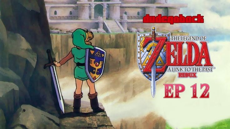 Victorious Over Vitreous | The Legend of Zelda 3: A Link To The Past [Redux] - Ep 12
