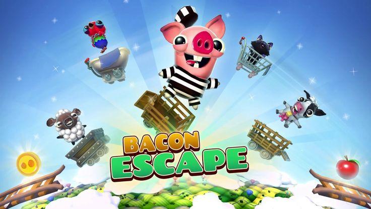 'Bacon Escape' On iOS