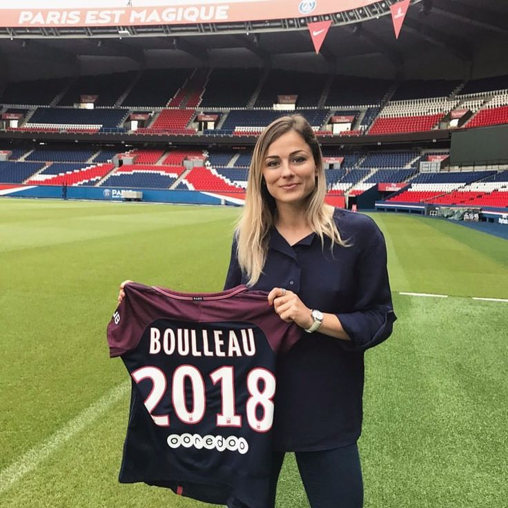Laure Boulleau || one more season with PSG (June 2017)