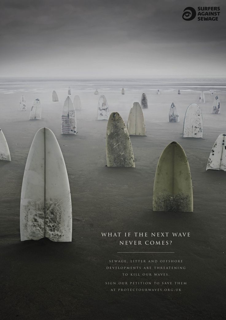 Surfers Against Sewage unveils Protect our Waves campaign with M Saatchi