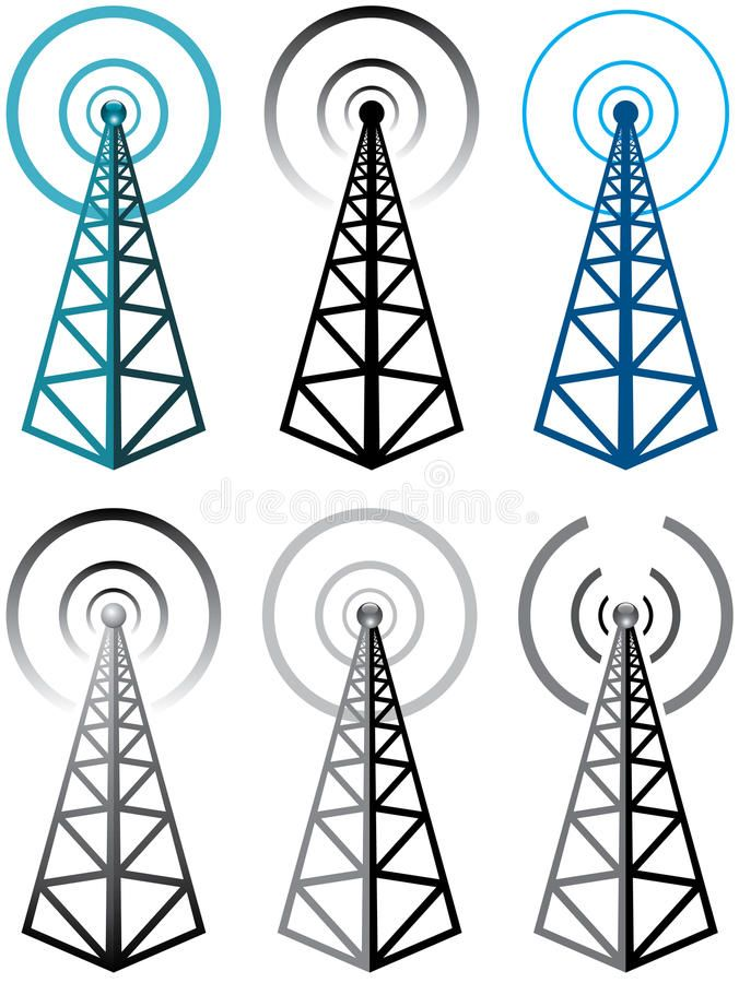 Radio Tower Symbols Vector Set Of Radio Tower Symbols Spon Symbols Tower Radio Radio Set Ad Vector Free Stock Images Free Free Vector Images