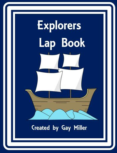 Excellent Site  Free!  Lots of Lap Books!  I love this person!