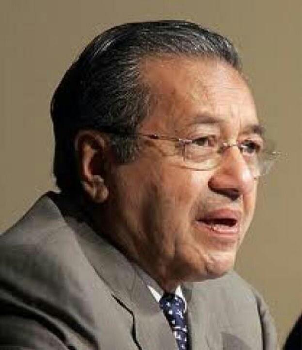 Tun Mahathir Mohamad, Malaysia former Prime Minister