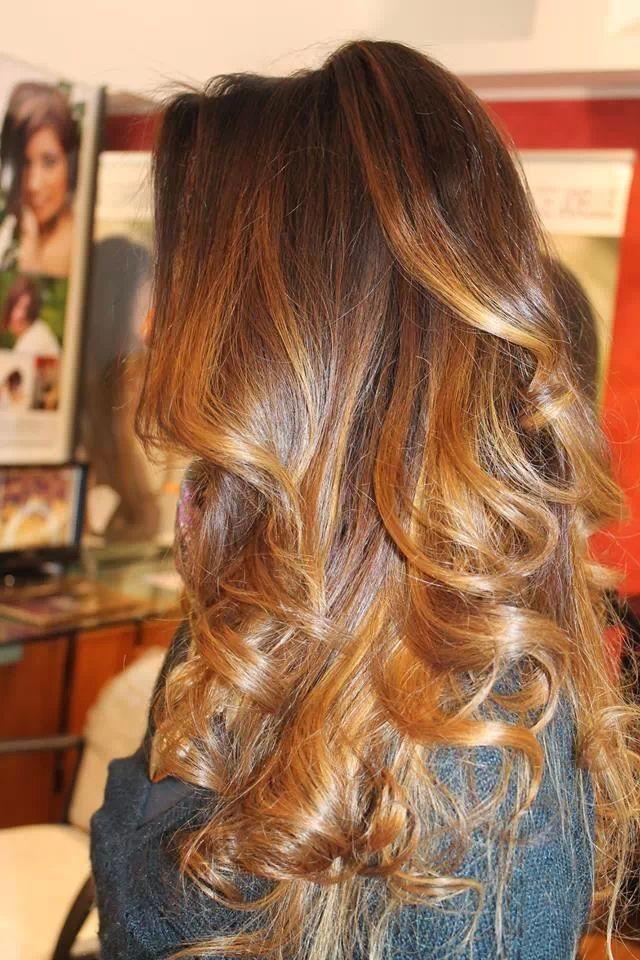 Spotted in salone Sfumature uniche per capelli da sogno, sani e vitali!! #degrade #welove cdj #fashion #beautifulhair