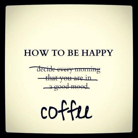 LOL...definitely true sometimes, often on Mondays, right? Happy <
