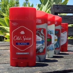 Why I Switched from Women's to Men's Deodorant / The Best Old Spice Scents for Women
