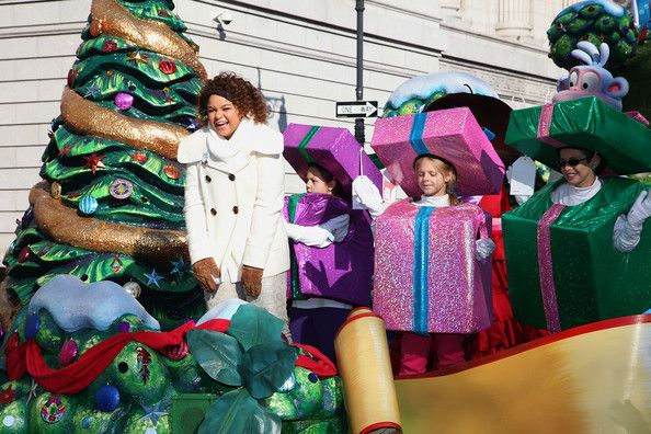 Rachel Crow Photos Photos - Nickelodeon star and Columbia recording artist Rachel Crow (L) and Dora the Explorer attend the 86th Annual Macy's Thanksgiving Day Parade on November 22, 2012 in New York City. - Nickelodeon Stars Take To The Streets Of NYC For The 86th Annual Macy's Thanksgiving Day Parade