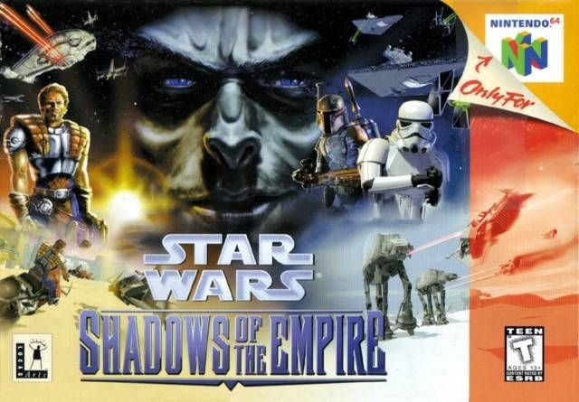 Star Wars Shadows of the Empire Nintendo 64 N64