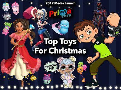 Prima Top Toys for Girls this season #Christmasgifts #toysforgirls