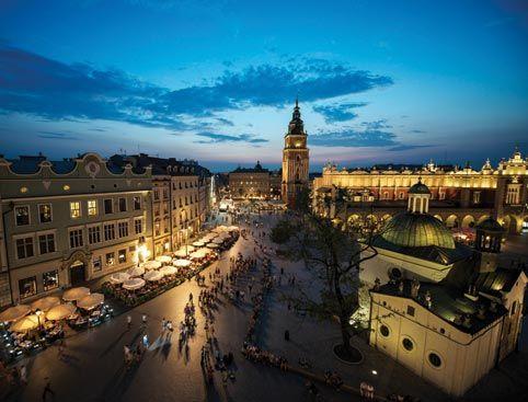 """תיירות ונופש בחו""""ל מלונות ואטרקציות: סיור פרטי בקרקוב פולין"""