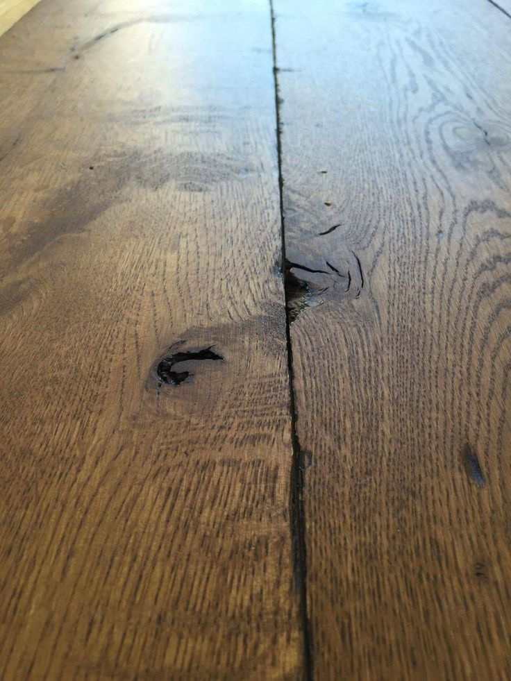 Old Brown floor