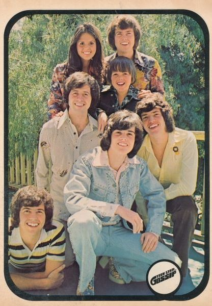Osmonds. Donny was my first love & even now. Please check out my website thanks. www.photopix.co.nz