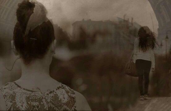 Walking away ©Ann-Jorunn Jentine Aune
