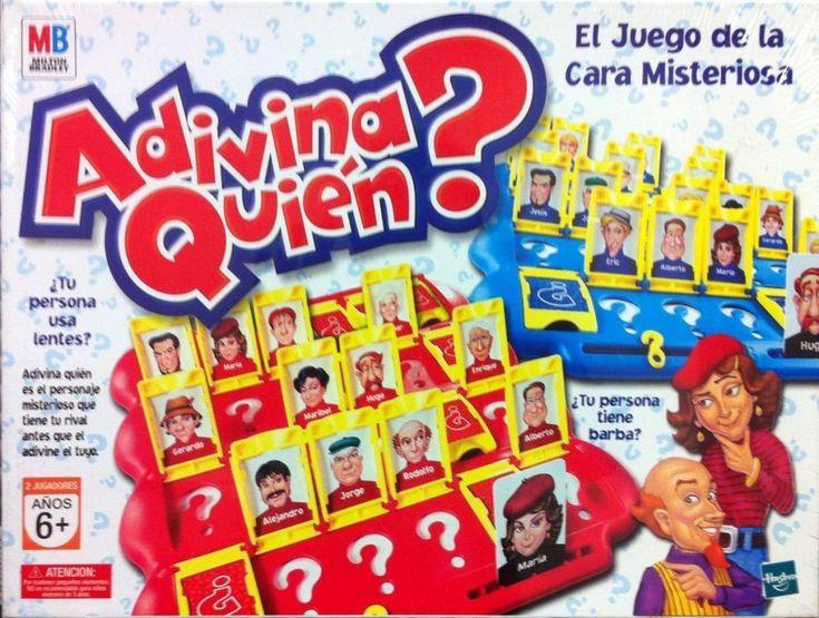 adivina-quien-juego-de-mesa-18647-MLV20158695291_092014-F Teaching Time, Table Games, Wordpress Theme, Childhood, Toys, Blog, Jenga, Spanish, Barbie