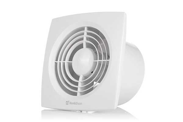 Hon Guan 6 Inch Home Ventilation Fan Bathroom Garage Exhaust Fan Ceiling Bathroom Fan Bathroom Ventilation Fan Bathroom Exhaust