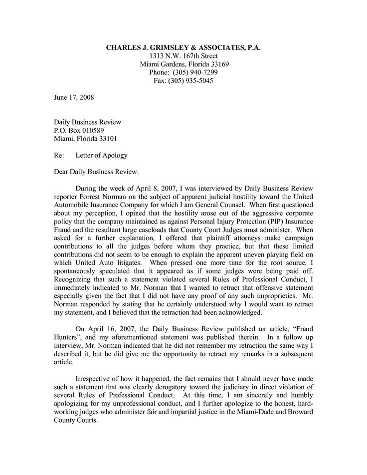 Sample Violation Letter Hoa Template